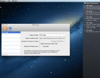 News Notifications v1.1.3 MacOSX