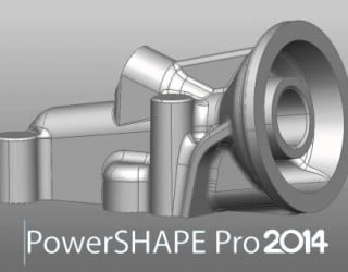 Delcam PowerSHAPE 2014 SP9 + PS-Catalogues 2014 SP9 Update