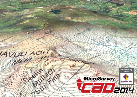 MicroSurvey CAD 2014 Studio version 14.0.2.13