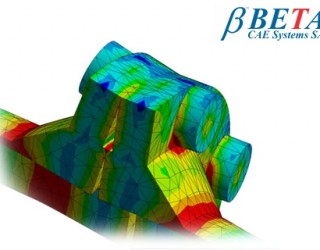 BETA CAE Systems 14.2.2 X64 前处理软件