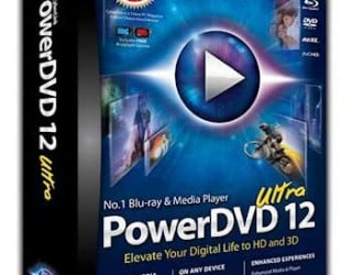 CyberLink PowerDVD Ultra 12.0.3519.58