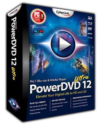 CyberLink PowerDVD 12.0.1905c.54 Ultra