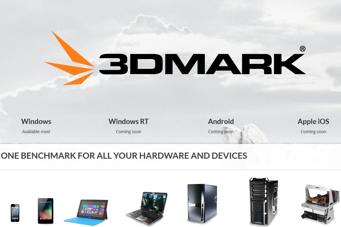 3DMark Professional/Advanced Edition 1.0
