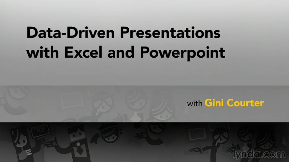 Data-Driven Presentations with Excel and PowerPoint