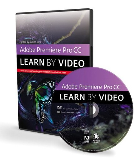 Adobe Premiere Pro CC Learn by Video