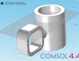 COMSOL Multiphysics 4.4