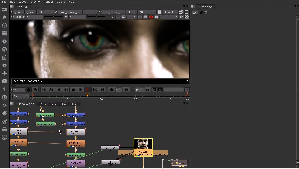New Features in NUKE 8.0