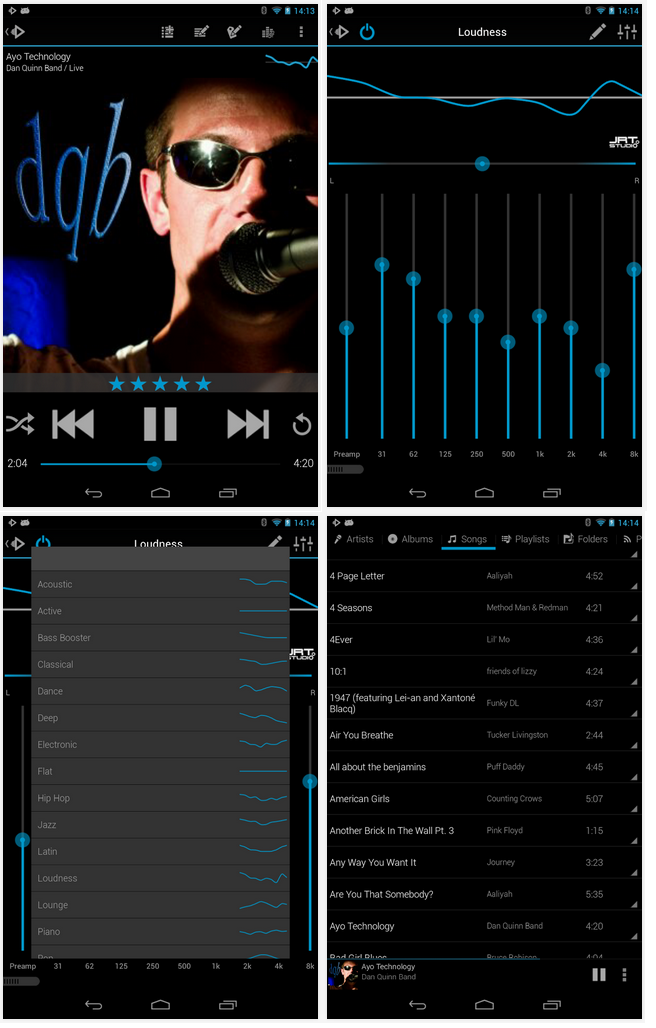 Rocket Music Player Premium v2.6.3.2
