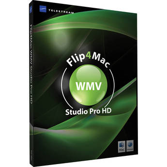 Flip4Mac WMV Studio Pro HD v3.2.0 (Mac OS X)