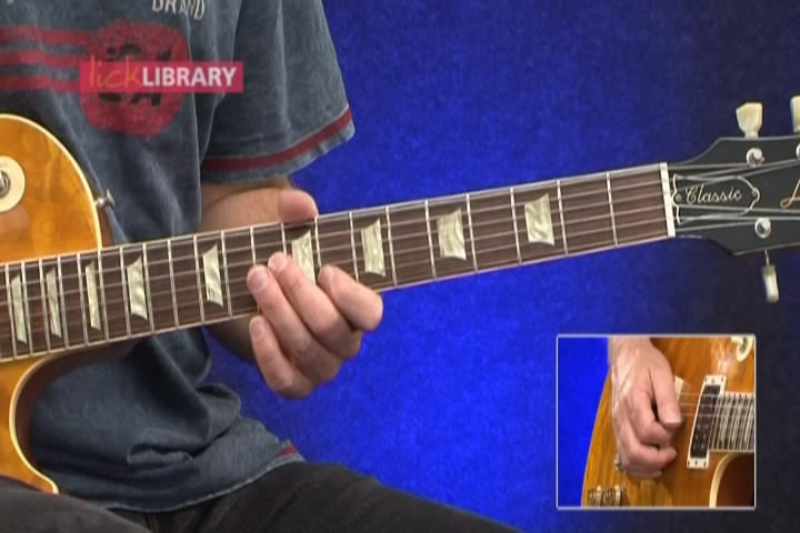 Danny Gill's - Blues Licks for Absolute Beginners