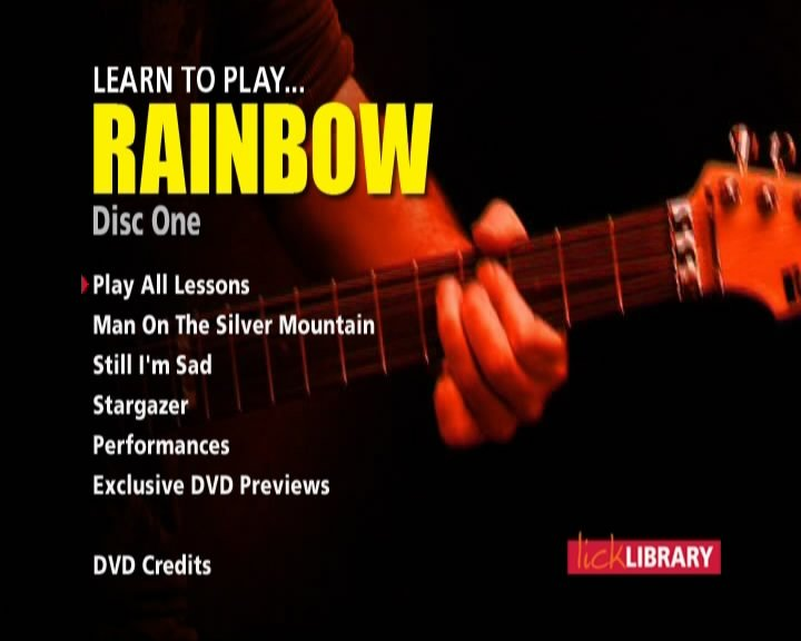 Learn To Play Rainbow