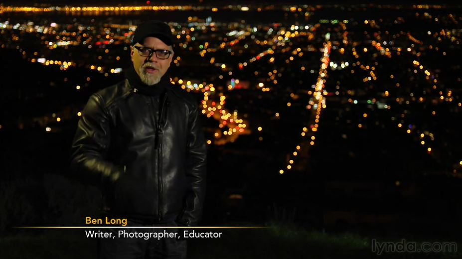 Foundations of Photography: Night and Low Light
