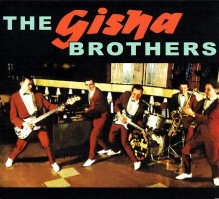 The Gisha Brothers - The Gisha Brothers (2009)
