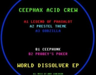 Ceephax Acid Crew - World (2013)