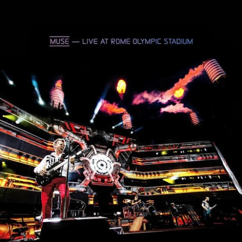 Muse - Live at Rome Olympic Stadium (Bly-ray rip) 2013