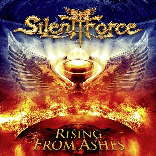 Silent Force - Rising From Ashes [MP3/2013]
