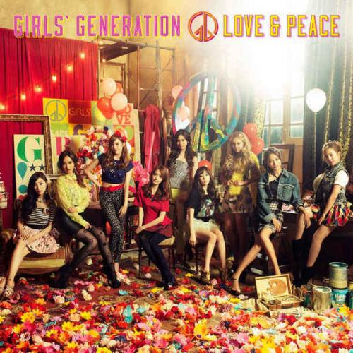 Girls' Generation - Love & Peace [MP3/2013]