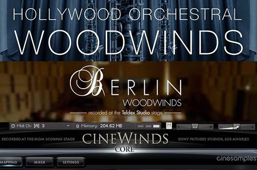 Orchestral Tools Berlin Woodwinds v1.1 KONTAKT