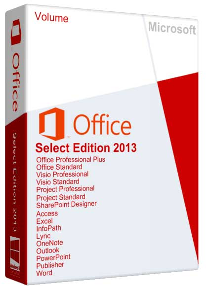 Microsoft Office Select Edition 2013 15.0.4535.1507