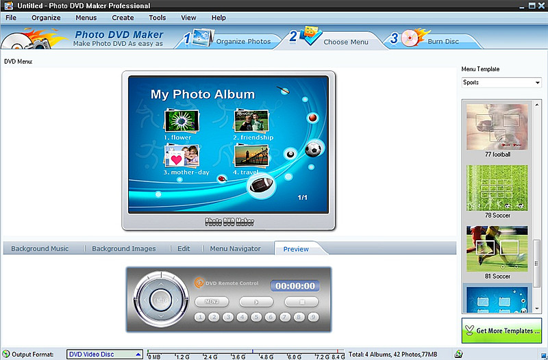 Photo DVD Maker Pro 8.53