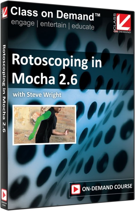 Class On Demand - Rotoscoping in Mocha 2 6