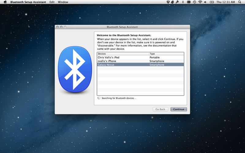 Bluetooth Screen Lock v3.0.0 Retail (Mac OS X)