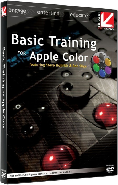 Class On Demand - Basic Training for Apple Color