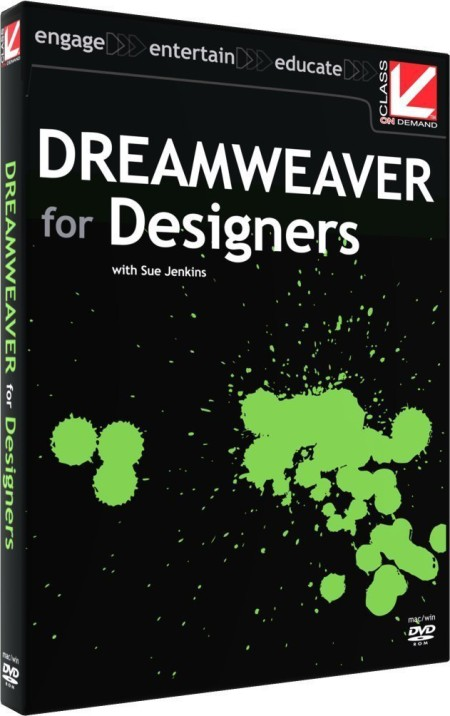 Class On Demand - Dreamweaver for Designers