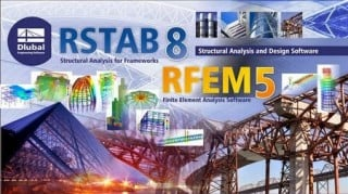 DLUBAL RSTAB8 RFEM5 V0119 Multilanguage