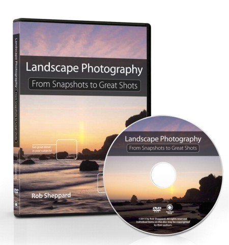 Peachpit Press - Landscape Photography From Snapshots to Great Shots