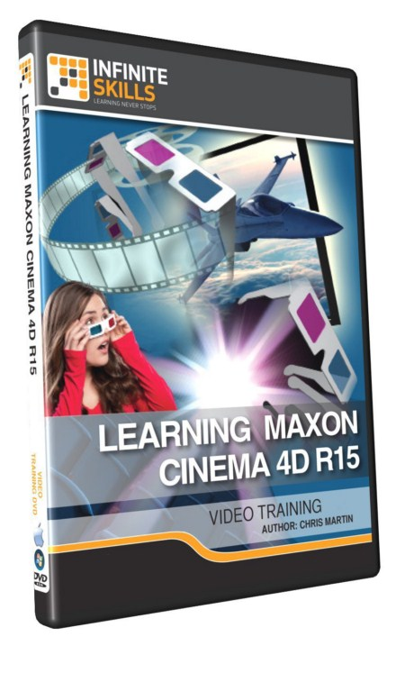 Learning Maxon Cinema 4D R15 Training