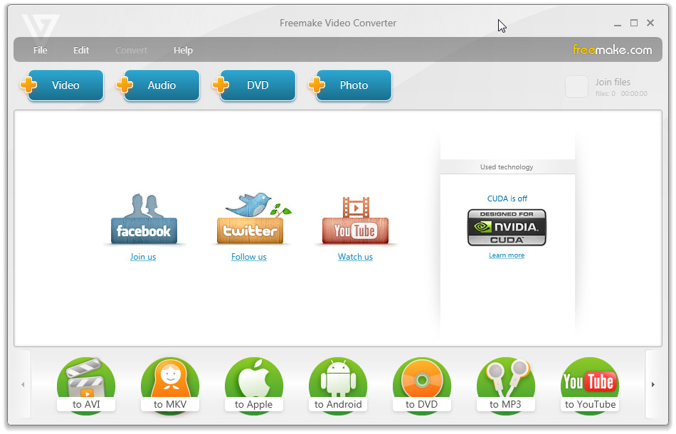 Freemake Video Converter 4.1.2.0 + Portable
