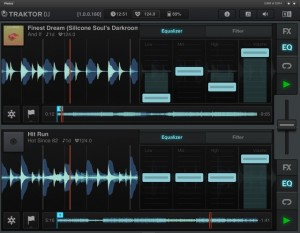 Native Instruments Traktor DJ v1.3.3 iPhone iPod Touch iPad