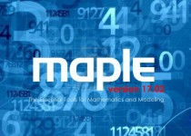 Maplesoft Maple 17.02 MacOsx