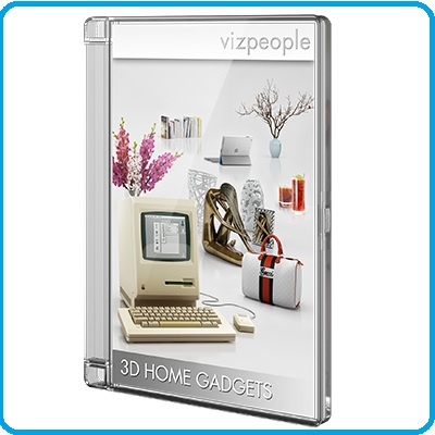 Viz-People: 3D Home Gadgets