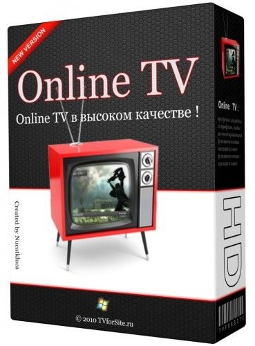 OnlineTV 10.0.0.18 DC 24.01.2014 Portable