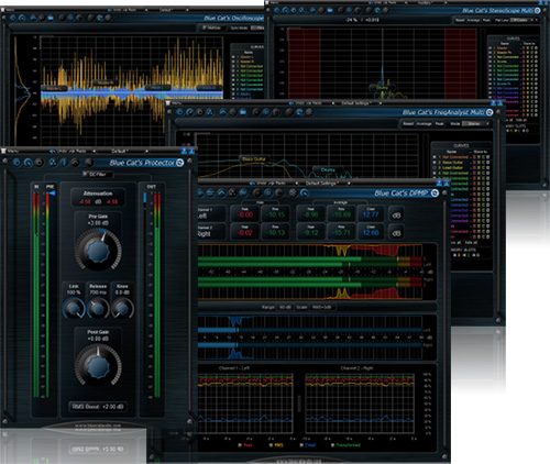 Blue Cat Audio Plugins Pack 11.1.2014-R2R