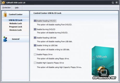 GiliSoft USB Lock 4.1.0 Final