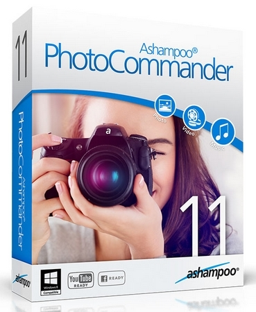 Ashampoo Photo Commander 11.0.1 Multilingual Portable