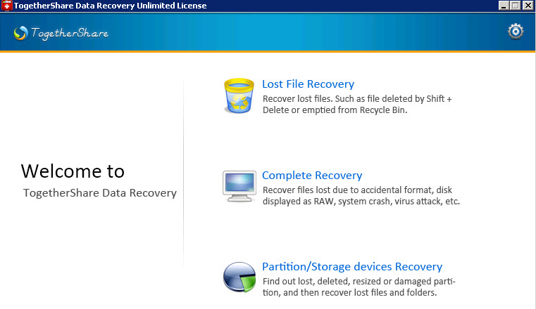 TogetherShare Data Recovery Unlimited 3.5.3