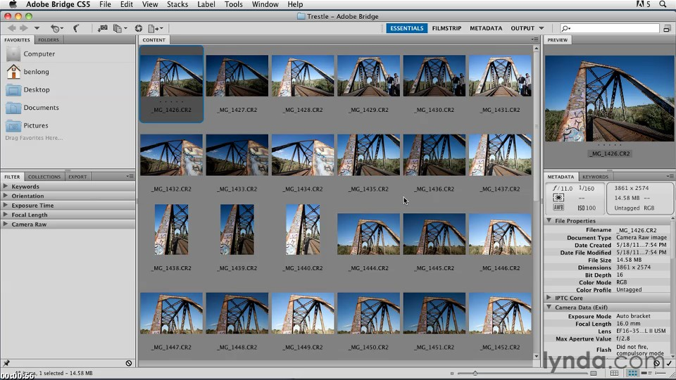 Shooting and Processing High Dynamic Range Photographs (HDR)