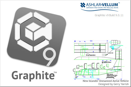 Ashlar Vellum Graphite 9.0.11 SP0R5 (Win/Mac)