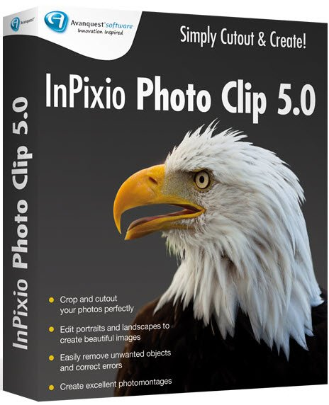 InPixio Photo Clip Professional 5.01 Multilingual
