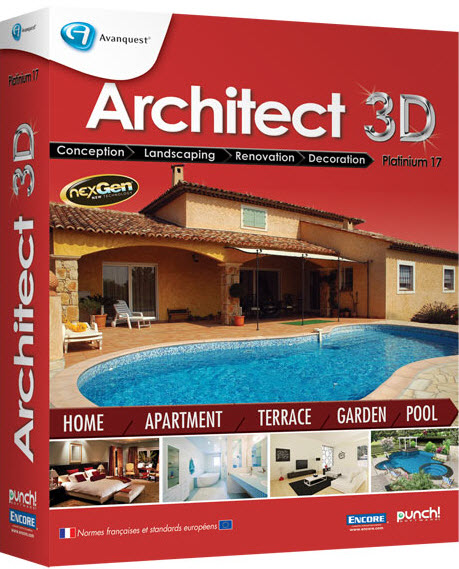 Architect 3D Platinum 17.5.1.1000 iSO