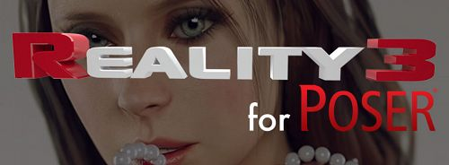 Preta3D Reality for Poser 3.1.147 (Win/Mac) + Content Addon