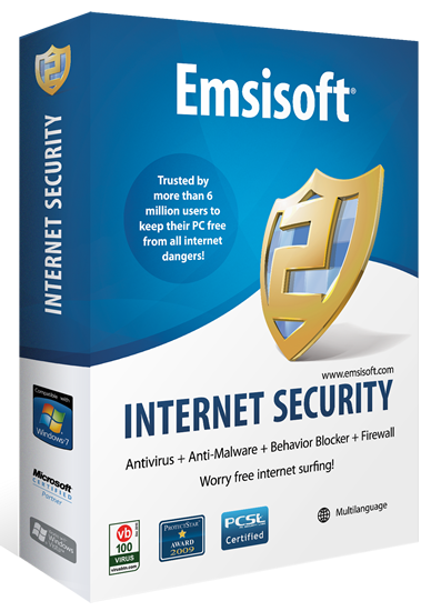 Emsisoft Internet Security Pack 8.1.0.40 Final Multilingual