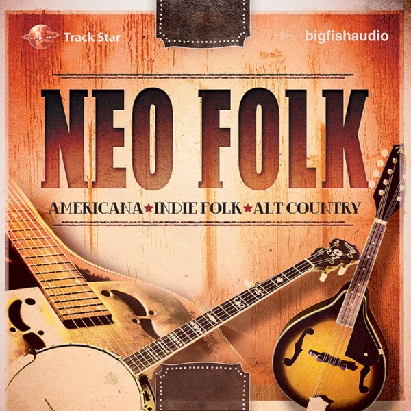 Big Fish Audio Neo Folk MULTiFORMAT