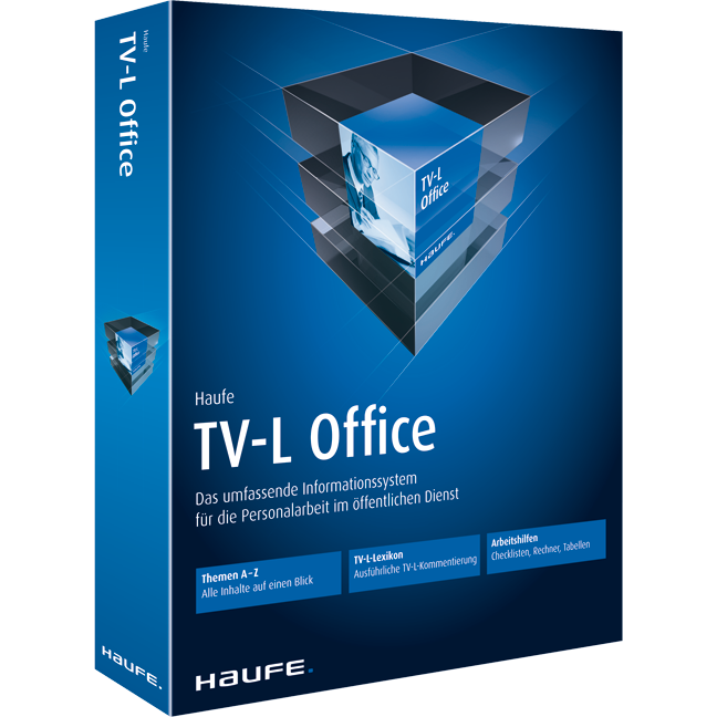 Haufe TVL Office V9.1 Stand Januar 2014