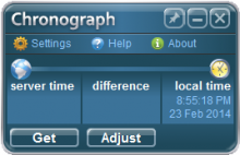Chronograph 6.83 Multilingual