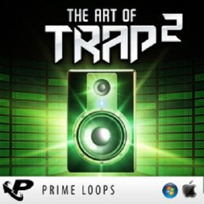 Prime Loops - The Art Of Trap 2 (AIFF, WAV)